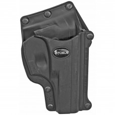 Fobus Belt Holster, Fits Bersa Thunder 380, Firestorm 380, Right Hand, Kydex, Black