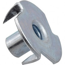 Hillman Zinc  Pronged Tee Nut 10-24