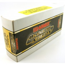 """Barnes Banded Solid Bullets .50 BMG .510"""" Diameter 800 Grain Spitzer Boat Tail Box of 20"""