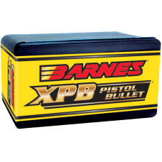 "Barnes XPB Bullets .45 Colt .451"" diameter 200 Grain Hollow Point Flat Base Box of 20"