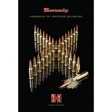 Hornady Handbook of Cartridge Reloading: 10th Edition