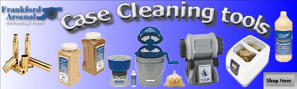 Case Cleaning Tools