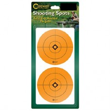 Caldwell 3 Orange Shooting Spots, 12 sheets (24 ct)