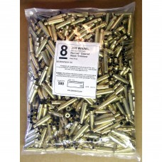.308 brass 500 pieces bulk package