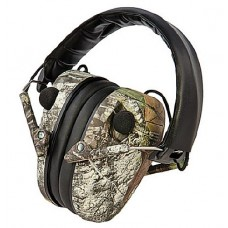 Caldwell E-Max Low Profile Electronic Hearing Protection - Mossy Oak BU