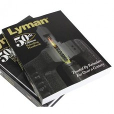 Lyman 50th Edition Reloading Handbook- Softcover
