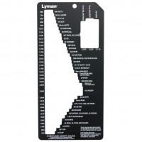 Lyman E-Zee Case Length Gauge