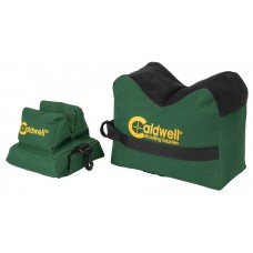 Caldwell DeadShot Boxed Combo (Front & Rear Bag)- Unfilled