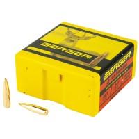 Berger Bullets VLD Hunting, 25 Caliber ,257 115 Grain Box of 100