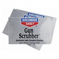 Birchwood Casey Gun Scrubber Wipes, 12 Wipes