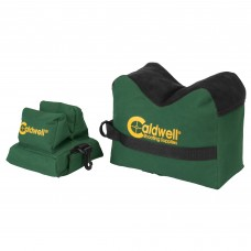 Caldwell Deadshot Shooting Bags, Front, Rear and Combo, Green, Unfilled 248-885