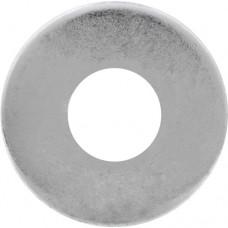 Hillman Zinc Flat Washer Zinc Plated Steel 3/16 inch
