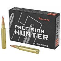Hornady Precision Hunter, 280 Ackley Improved, 162 Grain, ELD-X, 20 Round Box 85586