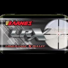 .30 Caliber .308 175 Grain Boat Tail Barnes LRX Bullets box of 50