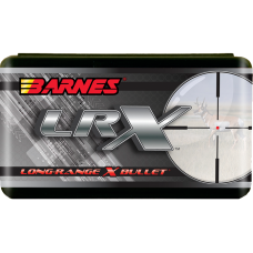 .270 Caliber 129 Grain Boat Tail Barnes LRX Bullets box of 50