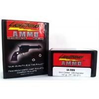 Lightning Ammo Hard Cast 9mm Caliber, .356 Diam., 147 gr., FP Lead Bullets