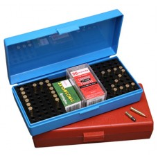 MTM Case-Gard Flip-Top Ammo Box 22 Long Rifle 100 Rnd