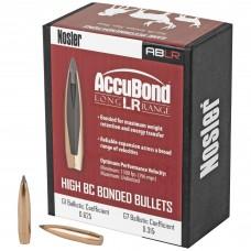 "Nosler AccuBond LR 6.5mm .264"" 142 Grain Bullet (100ct)"