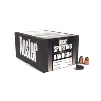 Nosler Sporting Handgun Pistol Bullet 10mm 180gr JHP box of 250