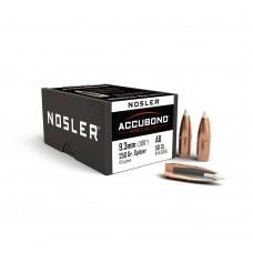 Nosler AccuBond 9.3mm 250 Grain Bullet box of 50