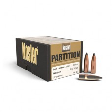 Nosler Partition Bullet 284 Caliber 7mm 140 Grain Bullet (50ct)