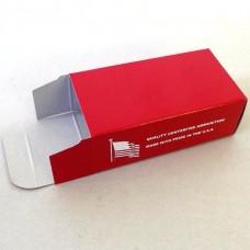 Top Brass 50 Round Red Ammo Box #03