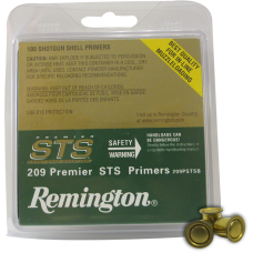 Remington 209 Premier STS Shotshell Primers Box of 1000