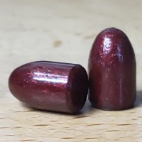 Summit City Bullets 9mm 124 Grain RNBB HI-Tek Coated Bullets Bag of 500