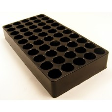 Top Brass Large Caliber Pistol - 50 Rnd Black Plastic Tray 5 pack