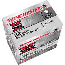 Winchester .32 S&W Blank Black Powder