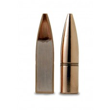 "Barnes MPG Bullets .30 Caliber .308"" Diameter 150 Grain Hollow Point Flat Base Frangible (50ct)"