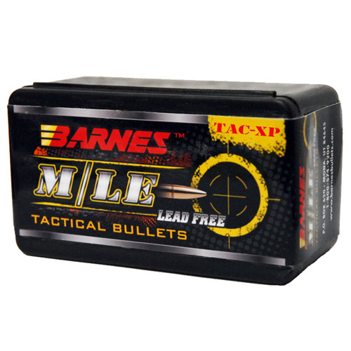.400 inches : Barnes TAC-XP Bullets 10mm /.40 Smith