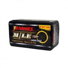 "Barnes TAC-XP Bullets 10mm .400"" 155 Grain Hollow Point Flat Base box of 40"