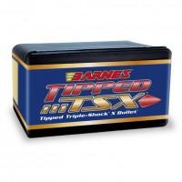 Barnes TTSX .22 Caliber .224 55 Grain Polymer Tip Boat Tail Box of 50