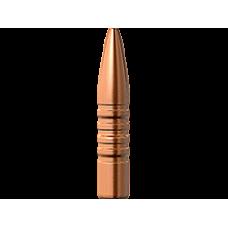 "Barnes TSX Bullets 7MM .284"" Diameter 175 Grain Hollow Point Flat Base box of 50"