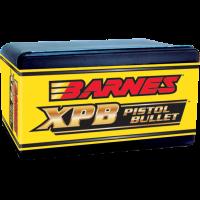 "Barnes XPB Bullets .44 Magnum .429"" Diameter 200 Grain Hollow Point Flat Base box of 20"