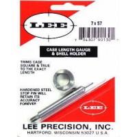Lee Precision Case Length Gauge & Shell Holder 7x57mm Mauser