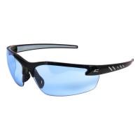 Edge Eyewear Zorge G2 Vapor Shield Safety Glasses Blue Lenses