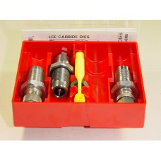 Lee Precision Carbide 3-Die Set .32 Smith & Wesson