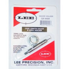 Lee Precision Case Length Gauge & Shell Holder .325 Winchester Short Magnum