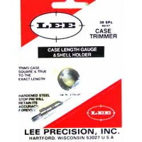 Lee Precision Case Length Gauge & Shell Holder .38 Special