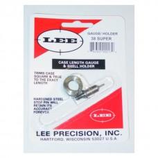 Lee Precision Case Length Gauge & Shell Holder .38 Super