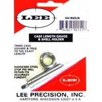 Lee Precision Case Length Gauge & Shell Holder .444 Marlin