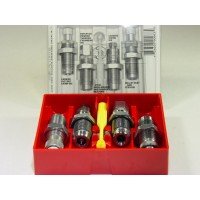 Lee Precision Deluxe Carbide 4-Die Set .40 Smith & Wesson