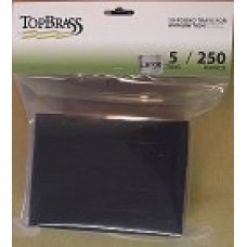Top Brass .223 - 50 Rd Black Plastic Storage Tray 5 pack