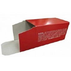 Top Brass 50 Round Red Ammo Box #06 5 pack