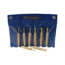 Wheeler Engineering Brass Punch Set