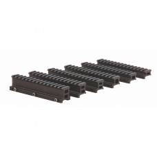 Wheeler Engineering Delta Series Multi Height Pic Rail Set