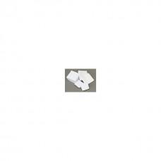 Tipton Patches 17-22 Caliber Rimfire, .75 Square, Bag of 1000